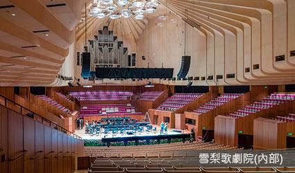 澳洲_雪梨歌劇院(內部)