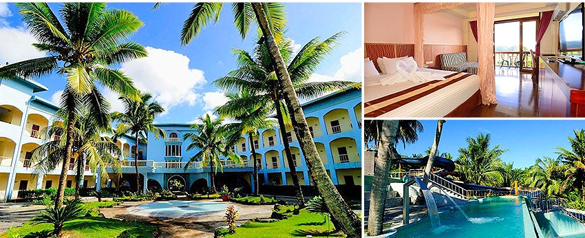 帛琉愛來水漾渡假會館