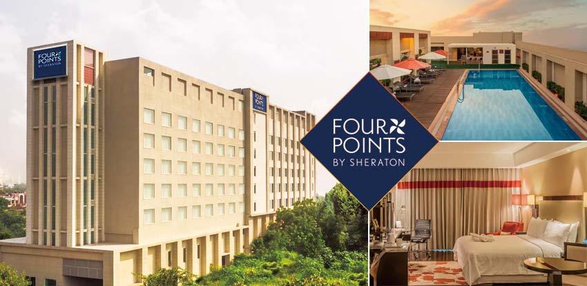four points by sheraton agra阿格拉福朋喜來登酒店