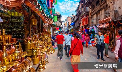 尼泊爾_塔米爾廣場