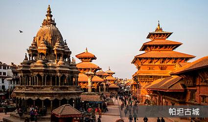 尼泊爾_帕坦古城