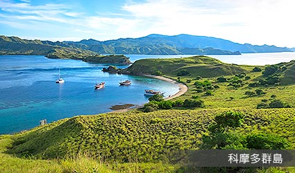 科摩多群島