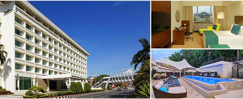 5★ The Empire Hotel & Country Club Brunei