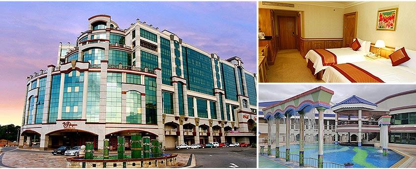 4★ The Rizqun International Hotel