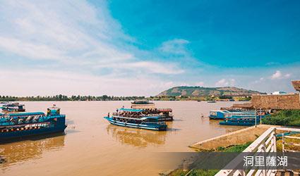 柬埔寨_洞里薩湖