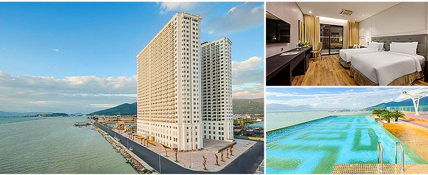 5★ 峴港金色海灣飯店 Danang Golden Bay Hotel