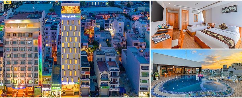 峴港瑪麗蘭德酒店 MERRY LAND HOTEL DANANG