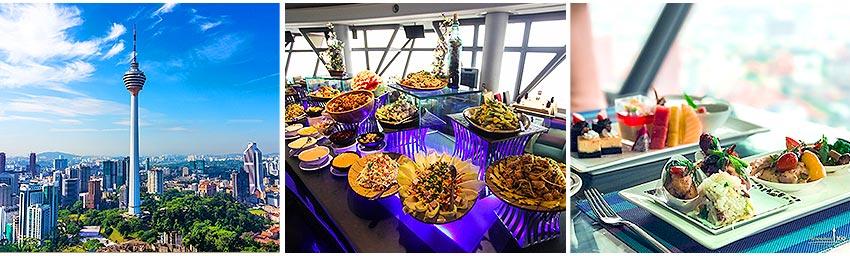 吉隆坡塔自助餐