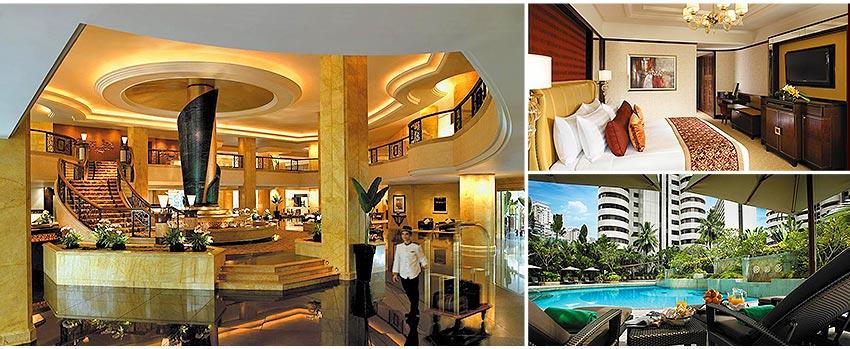 吉隆坡香格里拉大酒店 Shangri-La Hotel, Kuala Lumpur