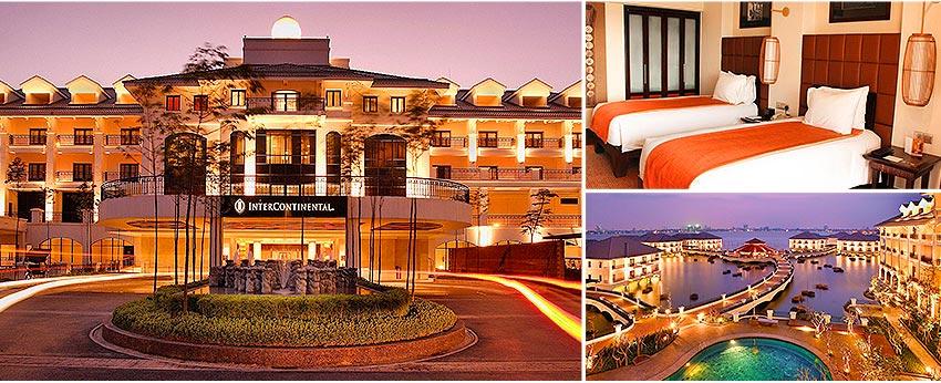 5★ 河內洲際酒店InterContinental Hanoi Westlake