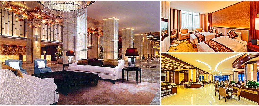 廣甯孟清奢華酒店Muong Thanh Luxury Quang Ninh Hotel