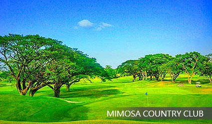 MIMOSA COUNTRY CLUB