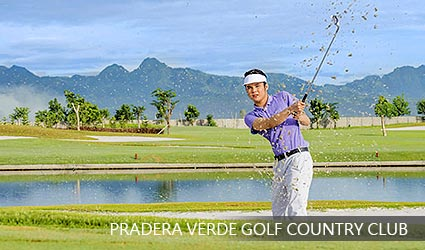 PRADERA VERDE GOLF COUNTRY CLUB