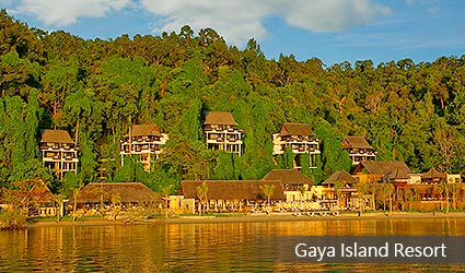 加雅島綠中海渡假村