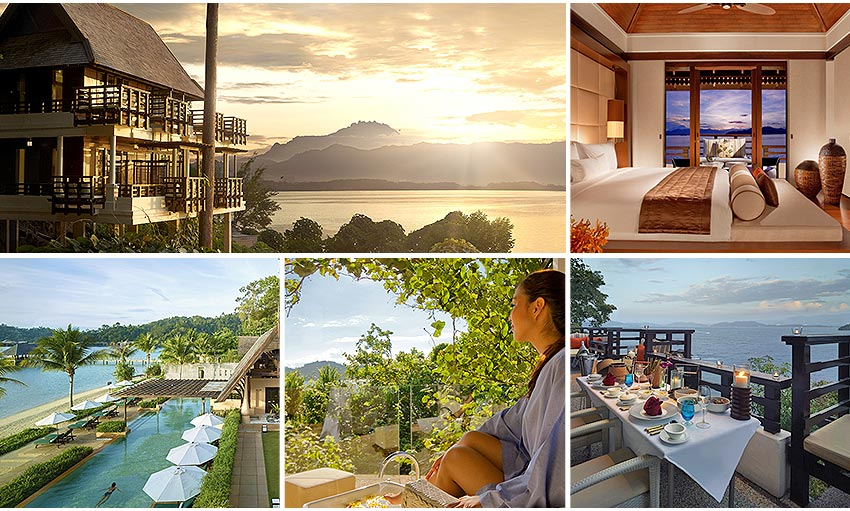 5★  GAYA ISLAND RESORT