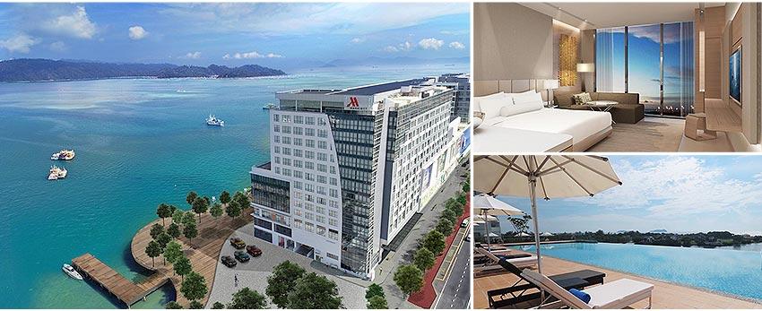 5★ Kota Kinabalu Marriott Hotel