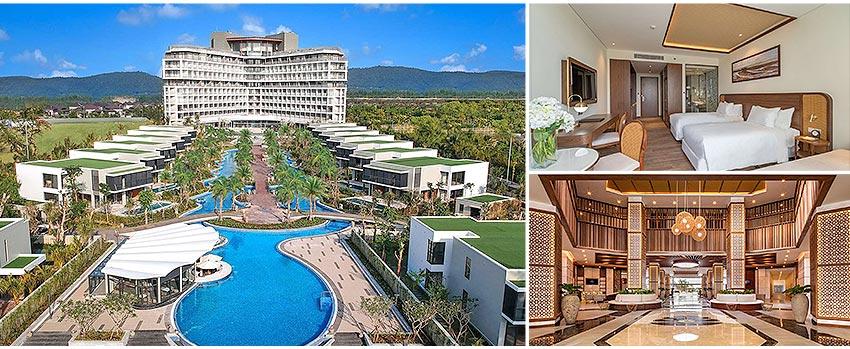 貝斯特韋斯特五星精品飯店Best Western Premier Sonasea Phu Quoc