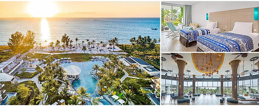 富國島索爾海灘度假村 Sol Beach House Phu Quoc