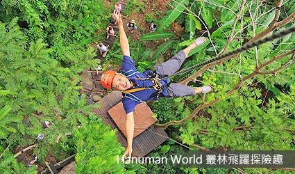 叢林飛躍探險園區