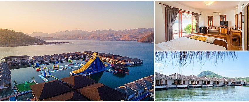 北碧天堂湖度假酒店 Lake Heaven Resort & Park