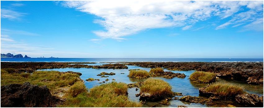 蘭嶼-野銀冷泉