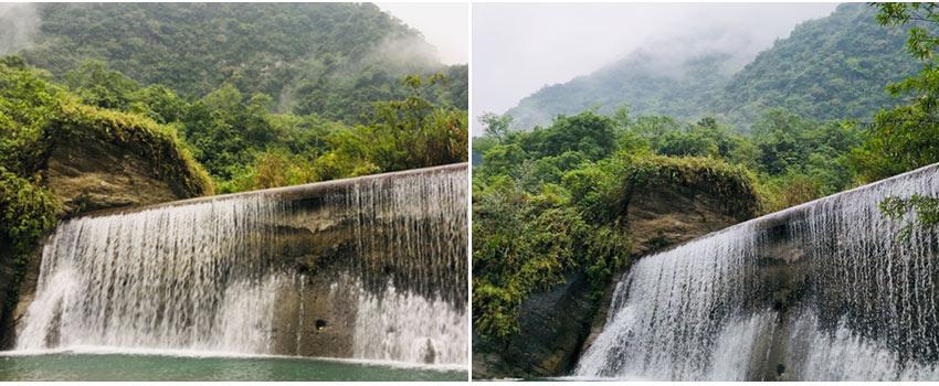翡翠谷水廉瀑布