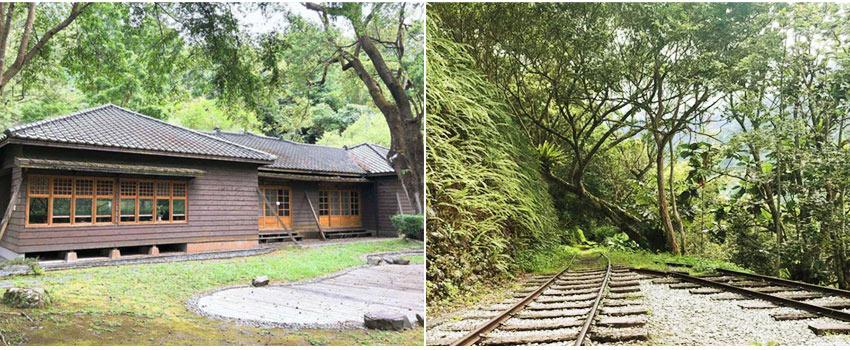 林田山林業文化園區(摩里沙卡)