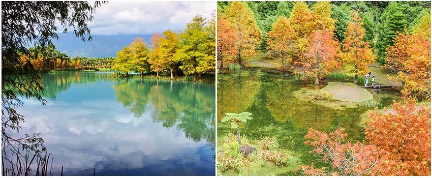 雲山水-夢幻湖