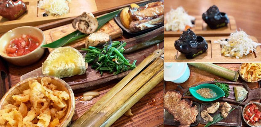 布洛灣餐廳-在群山環抱下享用原住民風味餐