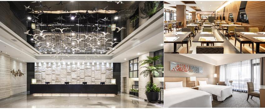 煙波大飯店花蓮館Lakeshore Hotel Hualien