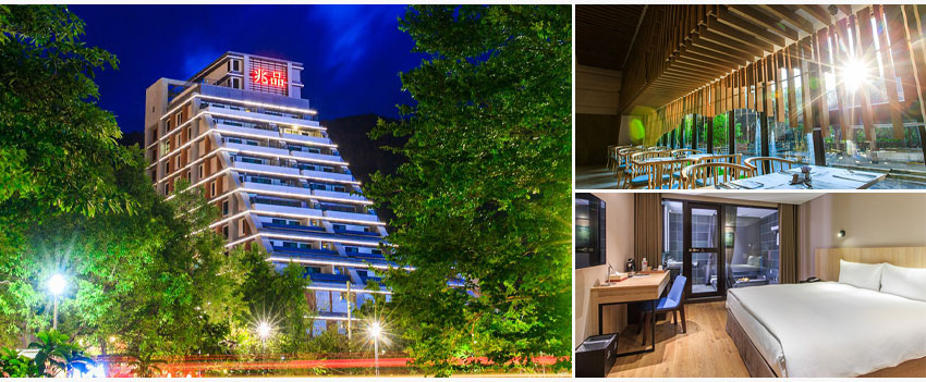 宜蘭-礁溪兆品酒店