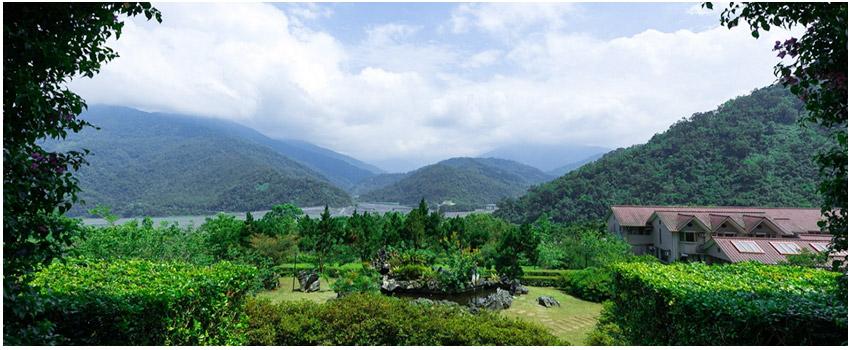 三川匯流景觀台