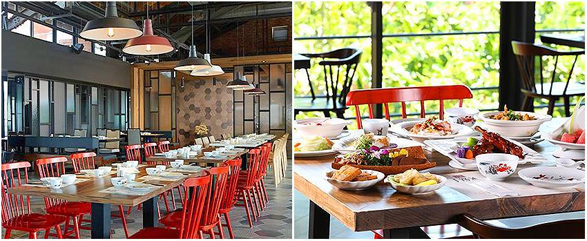 傳藝老爺行旅-手路菜中餐廳