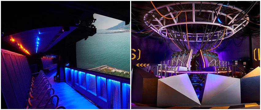 飛越台灣:i-Ride 飛行劇院