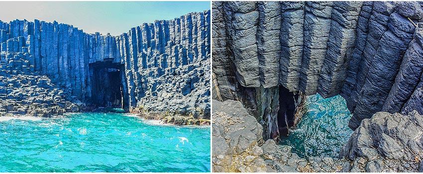 西吉嶼-秘境藍洞