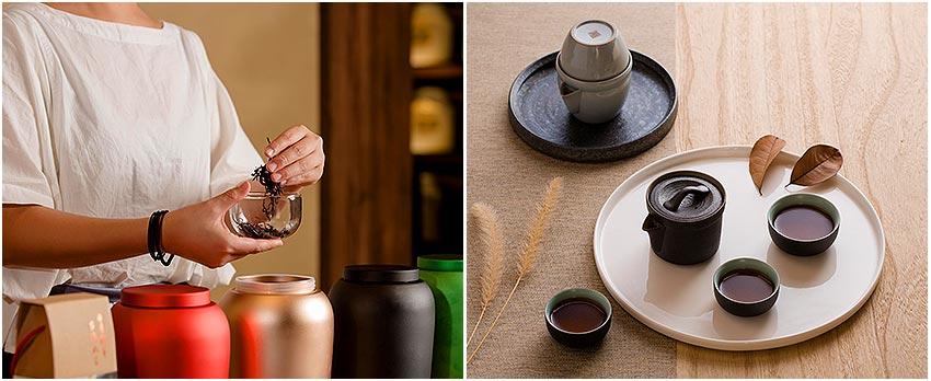 紅茶文化主題館hohocha喝喝茶