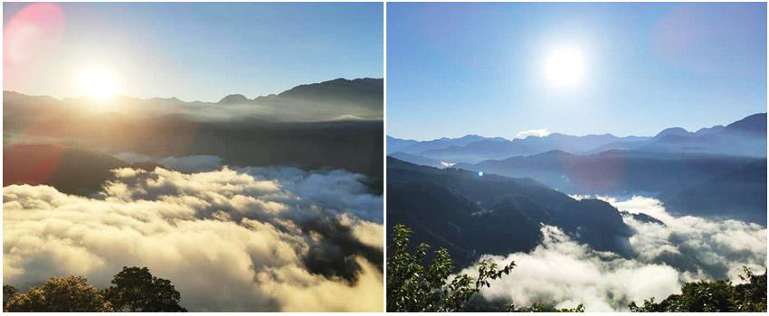 雲的故鄉-武界雲海