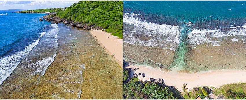 蛤板灣潮間帶