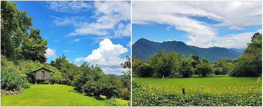 泰雅族巴萊部落村