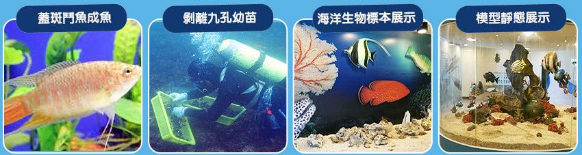 海洋資源復育園區